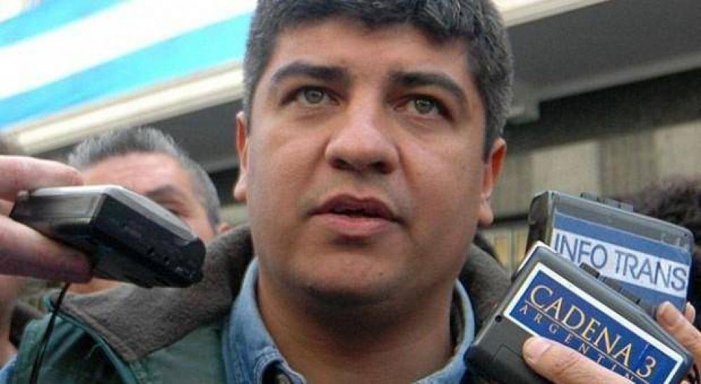 """Para Pablo Moyano el anuncio del gobierno es """"vergonzoso"""""""