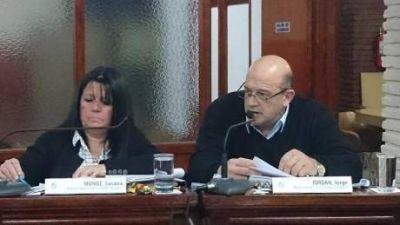 """Concejal Jorge Jordán: """"me reuní con el intendente por el pésimo estado de la Ruta 33"""""""