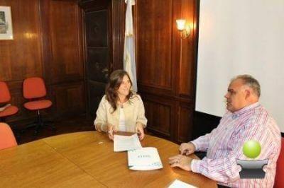 DESARROLLO SOCIAL LOGRO EL FINANCIAMIENTO DE NACION PARA LAS GUARDERIAS MUNICIPALES