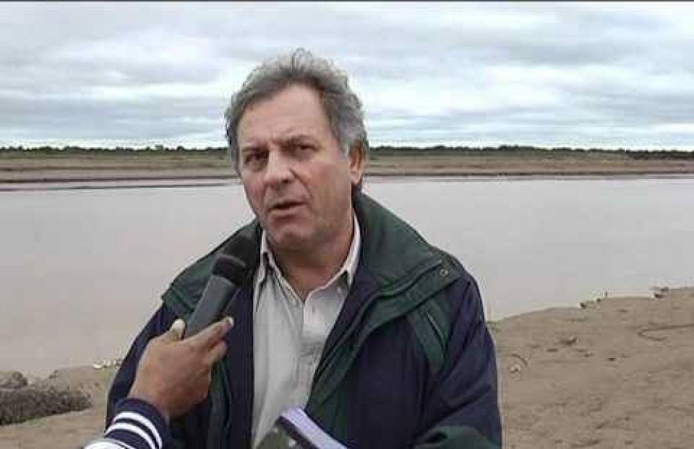 Horacio Zambon desde el área técnica se acentuan los monitoreos, de las cuencas de los ríos Pilcomayo y Bermejo