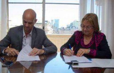 Anuncian obras nacionales en Barranqueras para mejorar el transporte y el espacio público