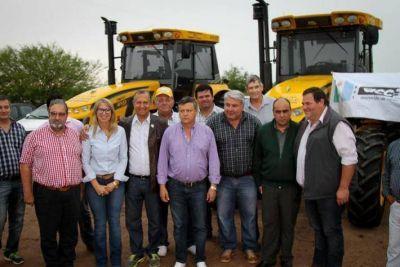 Apoyo a productores de algodón: Peppo entregó $30 millones de Asistencia no reintegrable