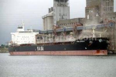 Apuntan a la transformación de un puerto sustentable
