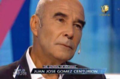 Gómez Centurión: