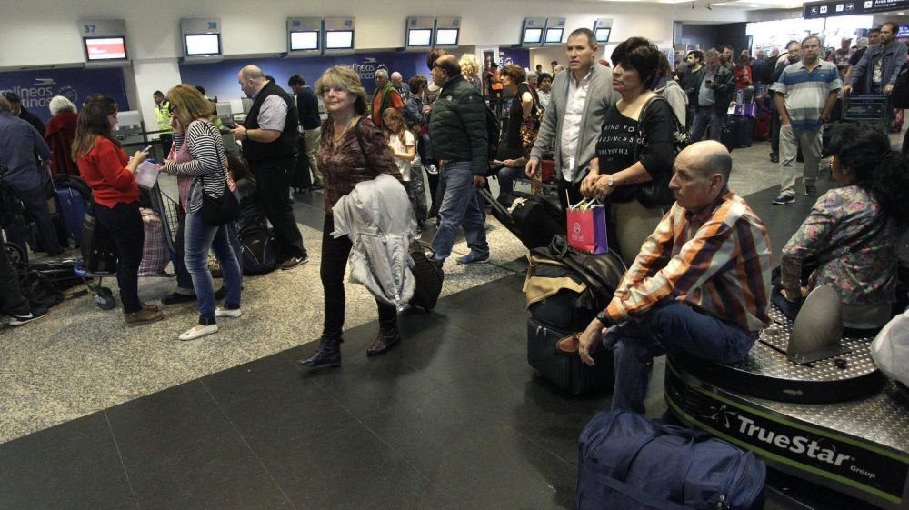 Aerolíneas Argentinas tras el paro: