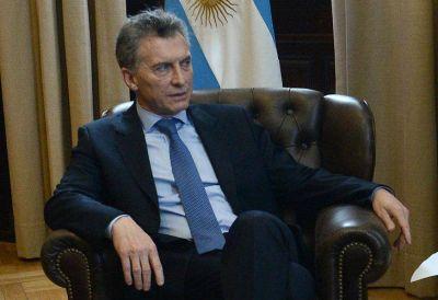 Macri, con un guiño hacia Hillary y críticas a Maduro