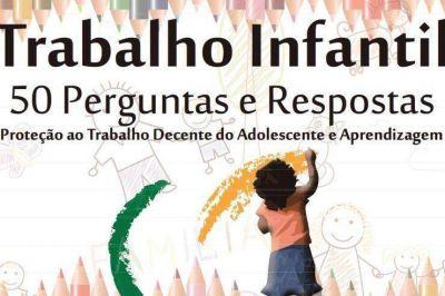 Francisco apoya una iniciativa de erradicaci�n del trabajo infantil en Brasil