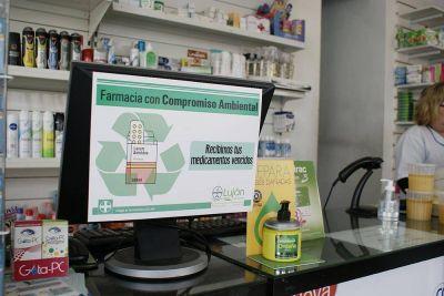 Las farmacias ya reciben medicamentos vencidos