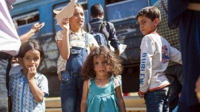 Francisco: los menores migrantes en riesgo, invisibles y sin voz