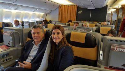Macri llega a Roma para su segundo encuentro con el Papa