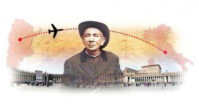 La Argentina se une para celebrar la santidad de Brochero
