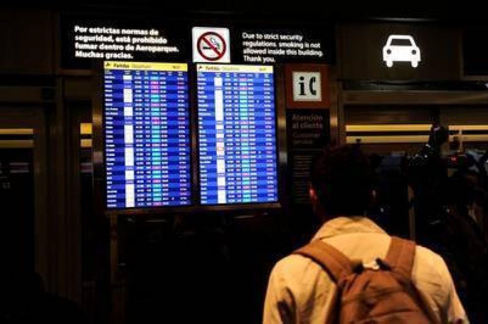Hubo conciliación obligatoria y los vuelos comienzan a normalizarse