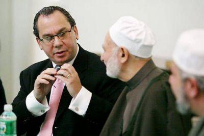 Entrevista exclusiva. Rabino Schneier: �Espero que el pr�ximo gobierno de EEUU contin�e estrechando sus lazos con Israel�