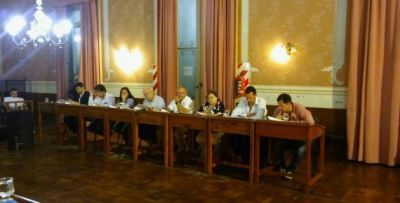 Aunque la oposición votó en contra, aprobaron la eximición para la peña de Raly Barrionuevo