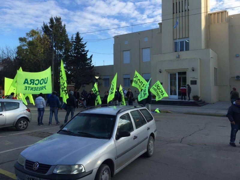 Despiden a 150 trabajadores de la UOCRA y desde el gremio critican al Gobierno Nacional