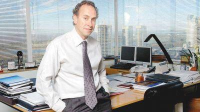 Mindlin busca fondos del blanqueo para financiar energ�as renovables