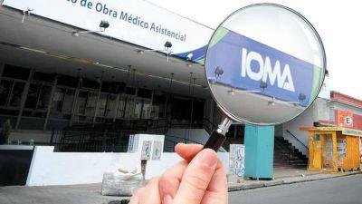 Crece el escándalo en IOMA por las denuncias