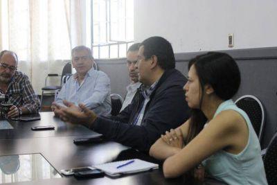 LEY GIRSU: PROVINCIA Y MUNICIPIOS PIENSAN EN UNA GESTI�N INTEGRAL Y EFICIENTE DE RESIDUOS