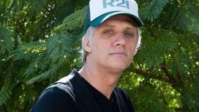 Un ex-Soda Stereo en Chubut por un proyecto textil y ambiental