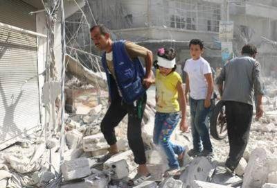 Bombardeos en Aleppo: Rusia ofrece a los rebeldes una