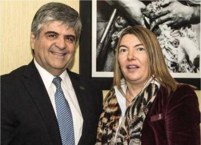 Bertone gestiona con YPF obras para cubrir la demanda de gas natural