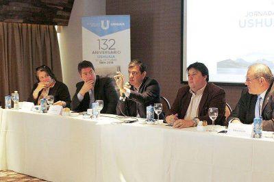 Diputados nacionales debatieron sobre turismo en Ushuaia