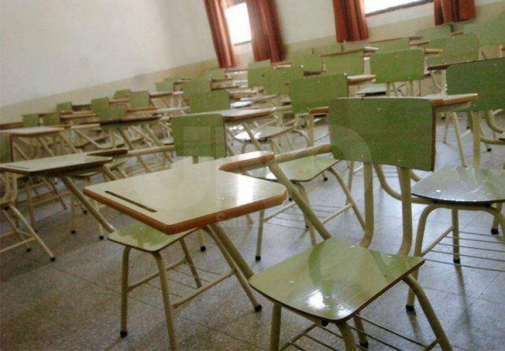 Los docentes universitarios inician un paro por 48 horas
