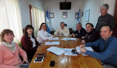 Provincia reimpulsa cuatro viejos proyectos para incluirlos en el PROMEBA IV