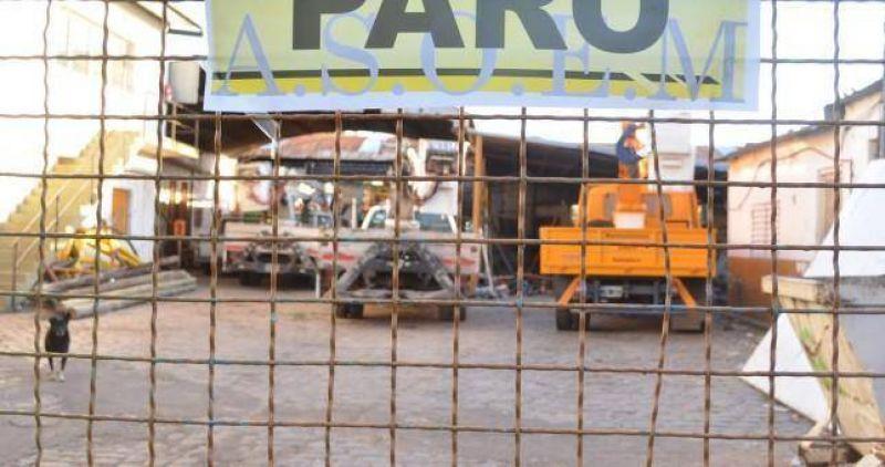 Pararán los municipales santafecinos por reapertura de paritarias
