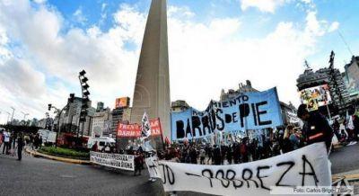 Movimientos sociales marchan en rechazo a la Villa Olímpica