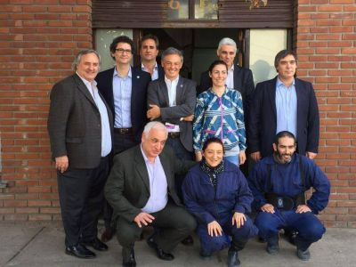 Un microemprendimiento local recibi� fondos de Naci�n para incrementar su producci�n