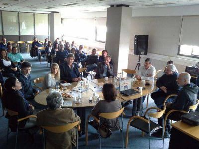 OSSE recibió a especialistas de Latinoamérica sobre cambio climático