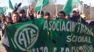 ATE en Cerrillos: �Estamos en derecho de ir a paro�