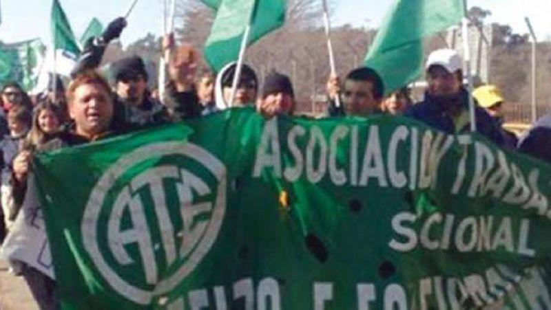 """ATE en Cerrillos: """"Estamos en derecho de ir a paro"""""""