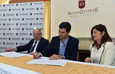 Salta y Mar del Plata complementarán acciones para el crecimiento turístico