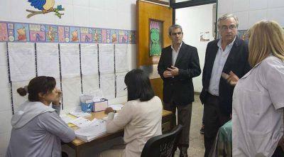 Salud trabaja para optimizar la atención en Ranchillos