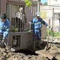 La comuna asegura que comprob� las irregularidades en la obra de cloacas del Butal�