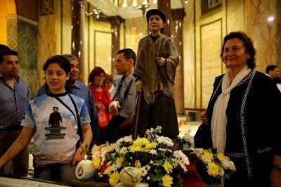 Histórico: Francisco ya proclamó santo a Brochero, el cura cordobés