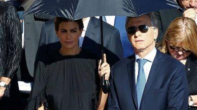 Cura Brochero: Mauricio Macri y Juliana Awada siguieron la canonización en primera fila