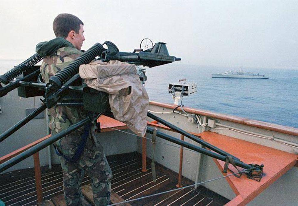 """Los kelpers dicen que lanzarán misiles como """"ejercicios de defensa"""""""
