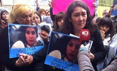 Amenazaron de muerte a los padres de Luc�a: miles de marplatenses respaldaron el pedido de justicia
