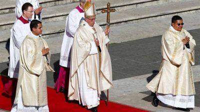 El cura Brochero ya es santo: el papa Francisco lo canonizó durante una ceremonia en el Vaticano