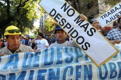 El empleo sigue en ca�da: hay unos 8.390 puestos menos en Salta