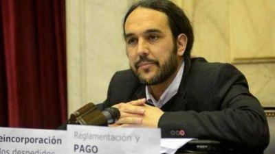 """Pablo López: """"Vendrá un ajuste importante en las Universidades"""""""