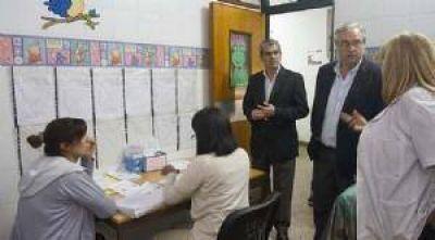 El SIPROSA trabaja para mejorar el Hospital de Ranchillos