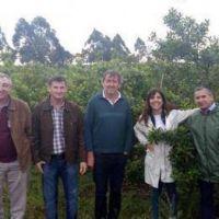 Enviados de Naci�n destacaron modelo de trabajo misionero en escuelas agrarias