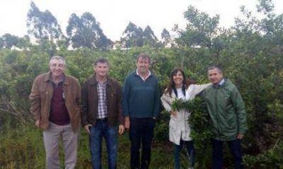 Enviados de Nación destacaron modelo de trabajo misionero en escuelas agrarias
