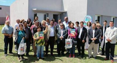 La provincia entregó viviendas en Sa Pereira