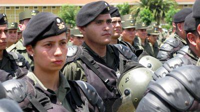 Hoy llegan agentes federales a cuatro zonas calientes de Buenos Aires