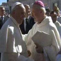 Stanovnik y Castagna presentes en la canonizaci�n del cura Brochero